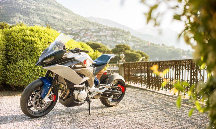 BMW Motorrad Concept 9cento