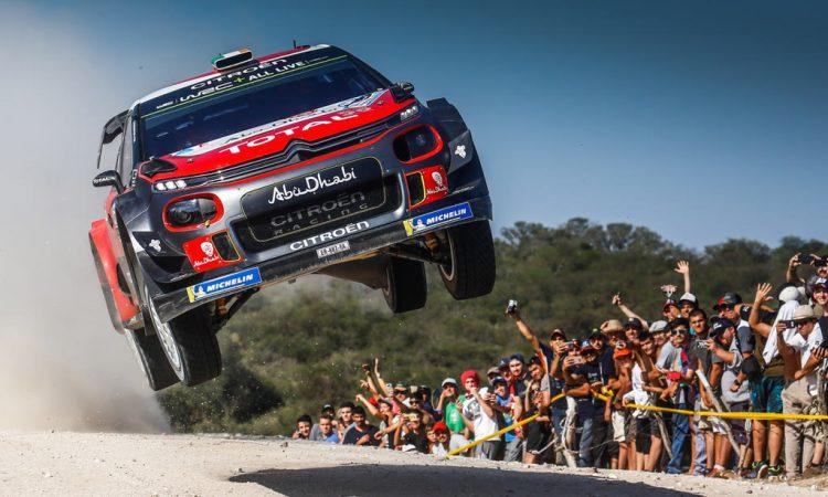 Citroen C3 WRC Team