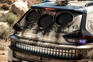Nissan Rogue Star Wars Ausgabe Millennium Falcon