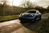 Porsche Panamera Folierung Tuning