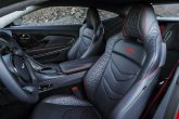 Aston Martin DBS Superleggera Innenraum