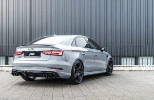 Audi RS3 Tuning Auspuff