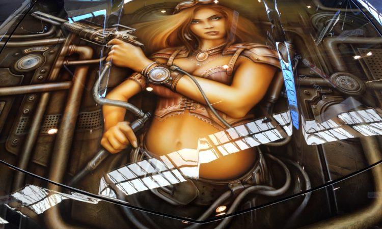 Autodino Carporn Airbrush