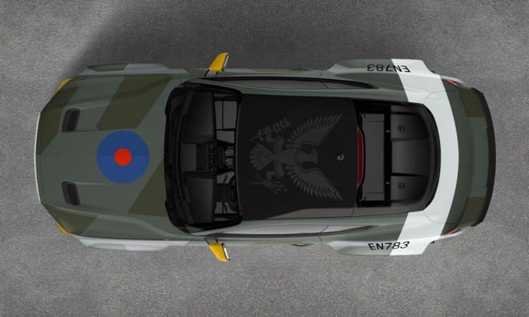 Eagle Squadron Ford Mustang GT