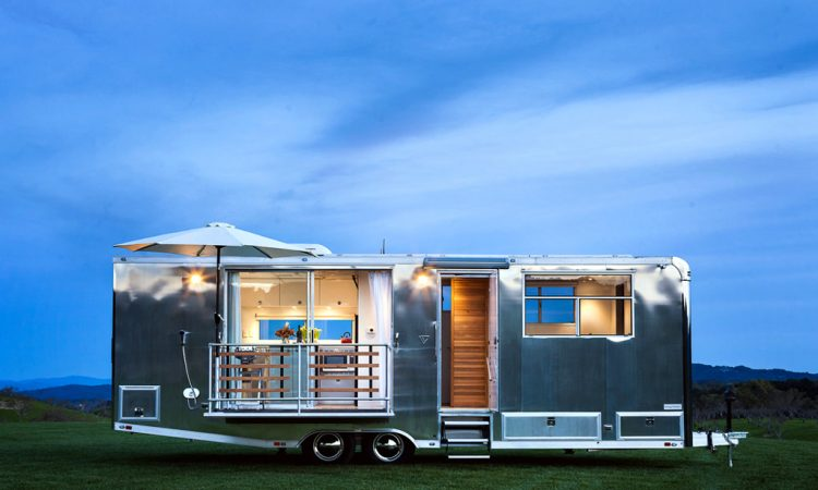 Living Vehicle Glamping