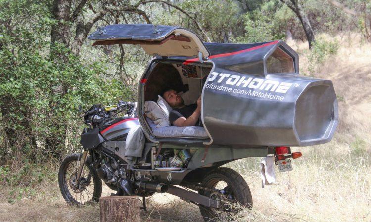 Motorrad Reisemobil Moto Home