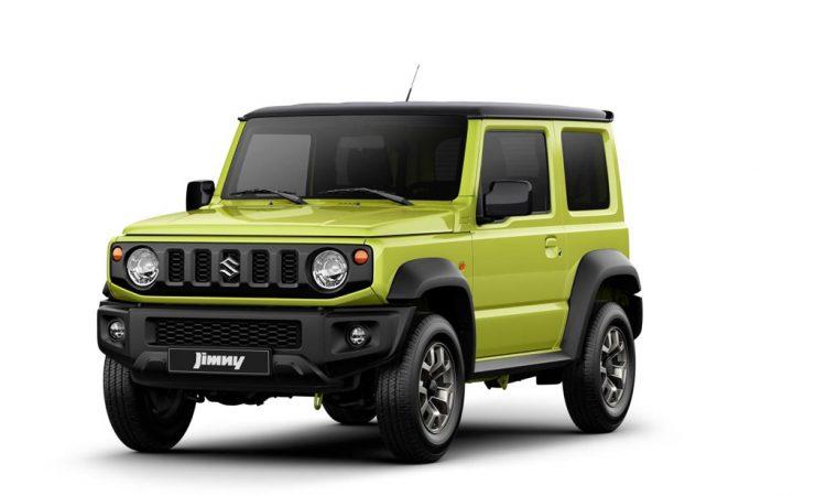Neuer Suzuki Jimny2