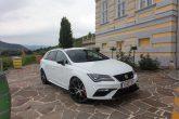 Seat Leon ST Cupra 300 Carbon Edition