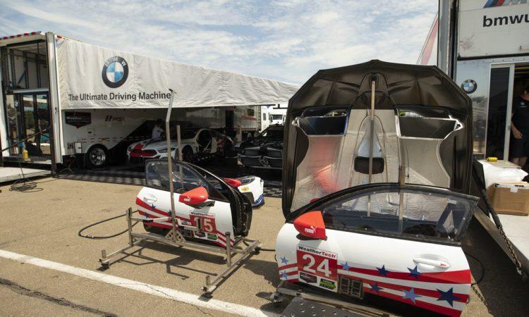 BMW Rennen