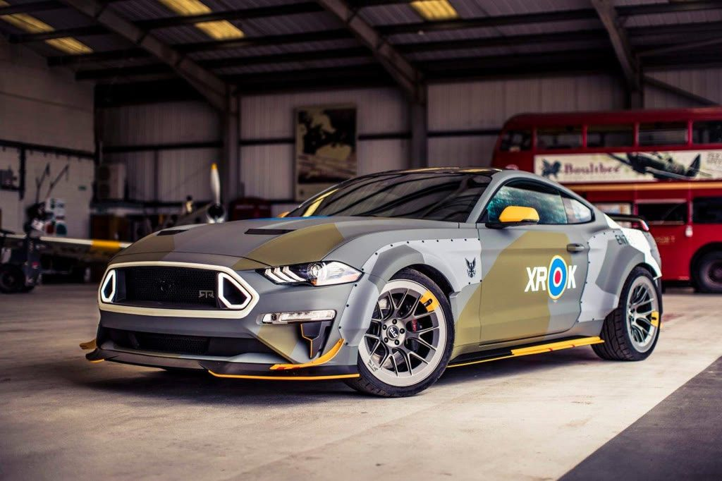 Eagle Squadron Mustang GT