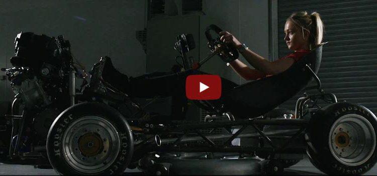 Honda Rasenmäher Motorradmotor