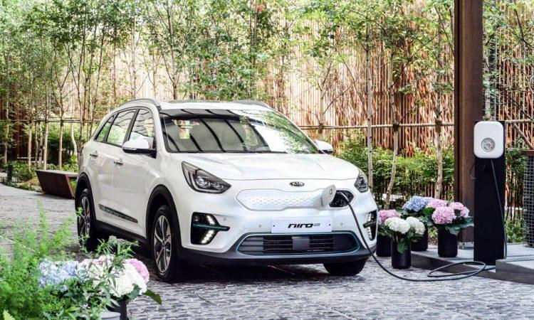 Kia Niro EV Crossover Elektroauto