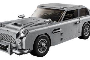Lego Aston Martin DB 5