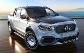 Mercedes-Benz X-Klasse Pickup