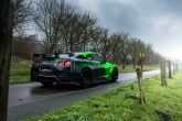 Nissan GT-R Folierung