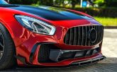 Widebody Mercedes-AMG GT S Tuning