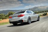 BMW M5 Competition Test