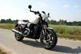 Harley Davidson Street Rod Probefahrt