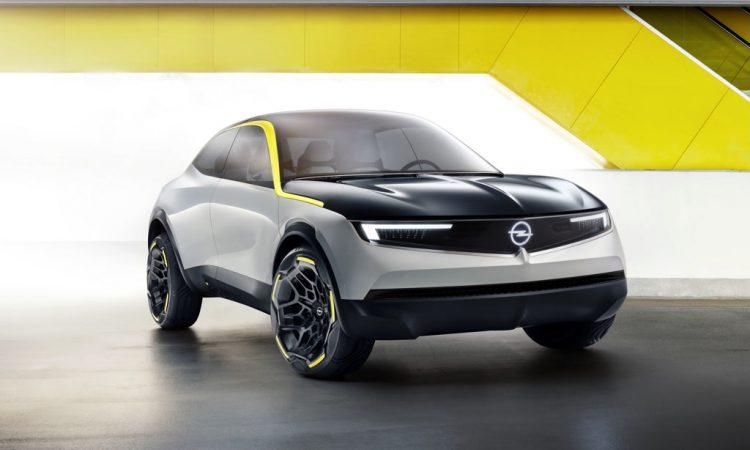 Opel GT X Experimental Konzeptauto