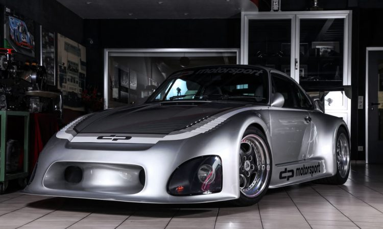 Porsche 935 Umbau