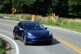 Tesla Model 3 Probefahrt