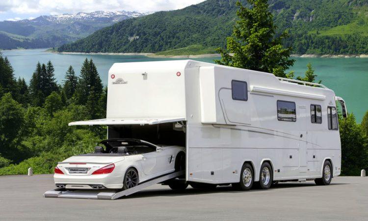 Vario Mobil Perfect 1200 Luxus Reisemobil