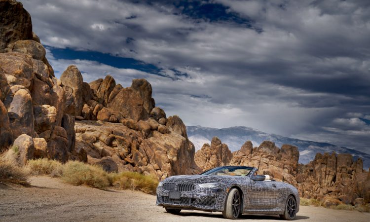 das neue BMW 8er Cabrio