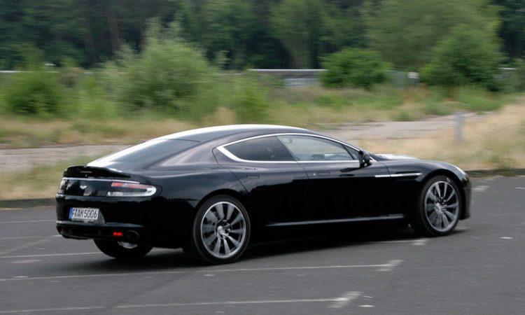 Aston Martin Rapide S Probefahrt