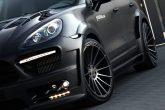 Breitbau für Porsche Cayenne