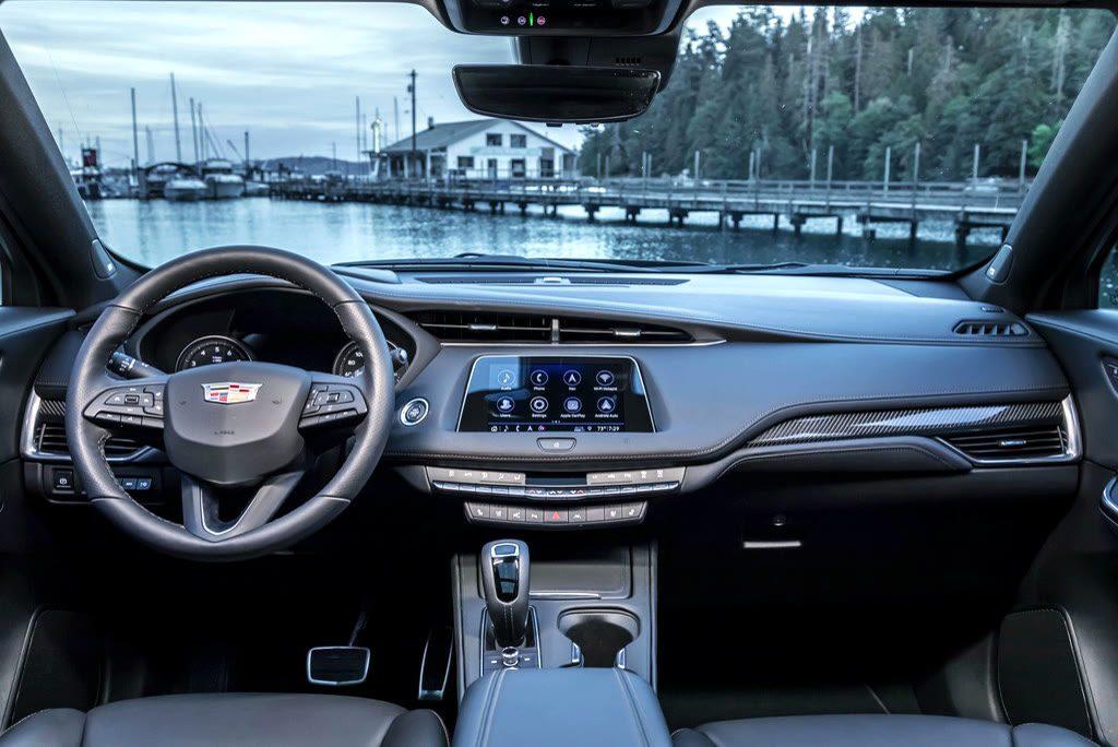Cadillac XT4 Innenraum