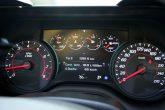 Chevrolet Camaro 2.0 L Cabrio Test Innenraum