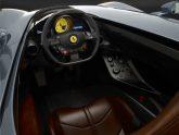 Ferrari Monza SP1 und SP2 Innenraum