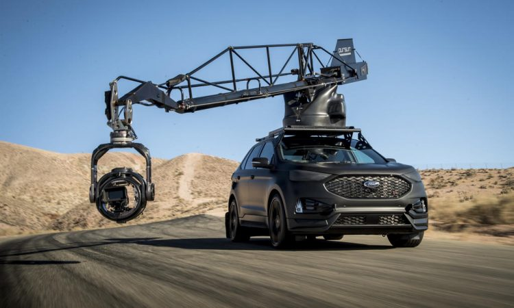 2019 Ford Edge ST Umbau Camera Car