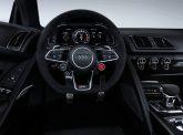 Audi R8 Coupé Spyder Modell 2019 Innenraum