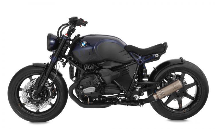 BMW R nineT Bobber Umbau