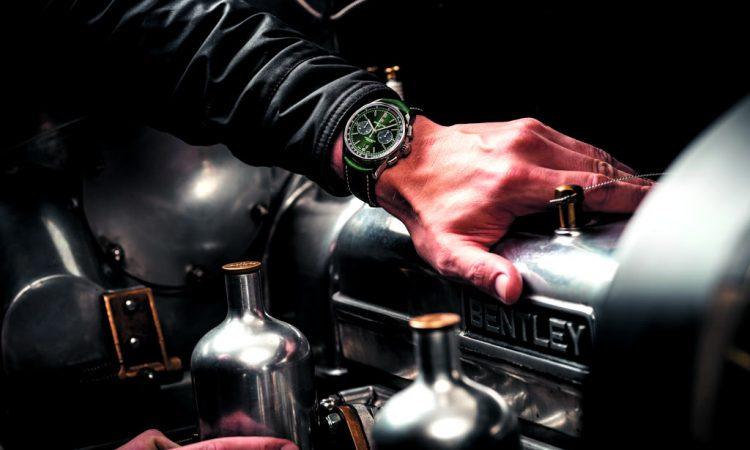 Bentley Armbanduhr Premier B01 Chronograph 42