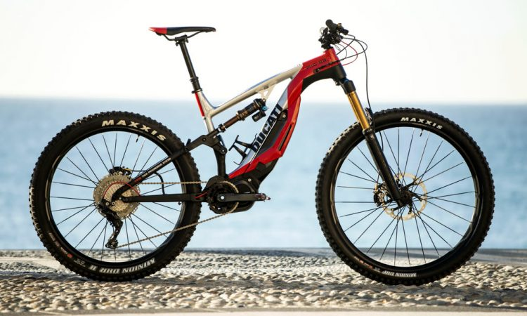 Ducati E-Mountain-Bike MIG-RR