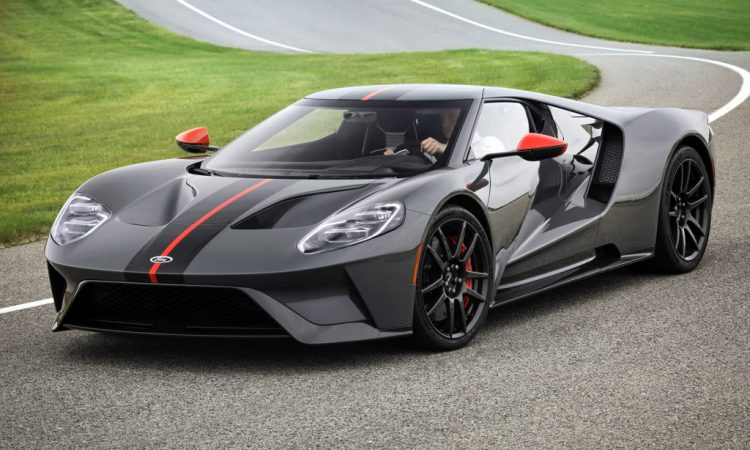 Ford GT Carbon Version