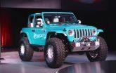 Jeep Wrangler Umbau