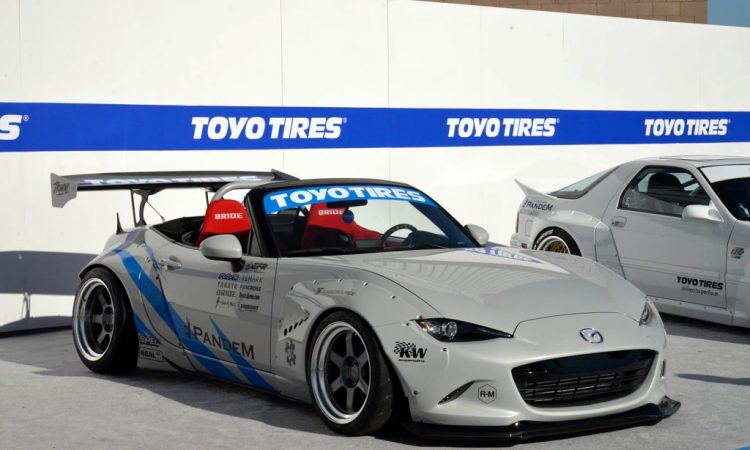 Mazda MX-5 Umbau