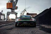 Mercedes-AMG GT/GTS Breitbau Folierung Tuning