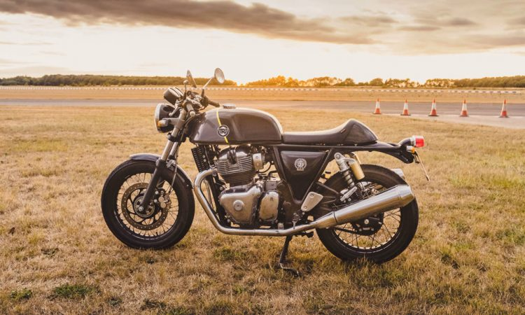 Royal Enfield Continental GT Twin