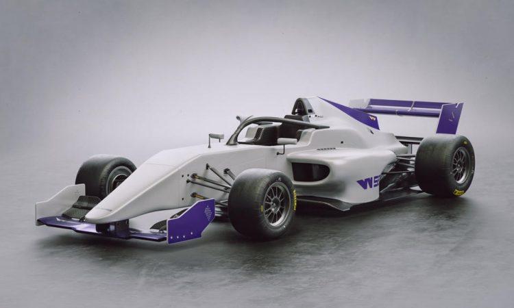 W Series Tatuus F3 T-318