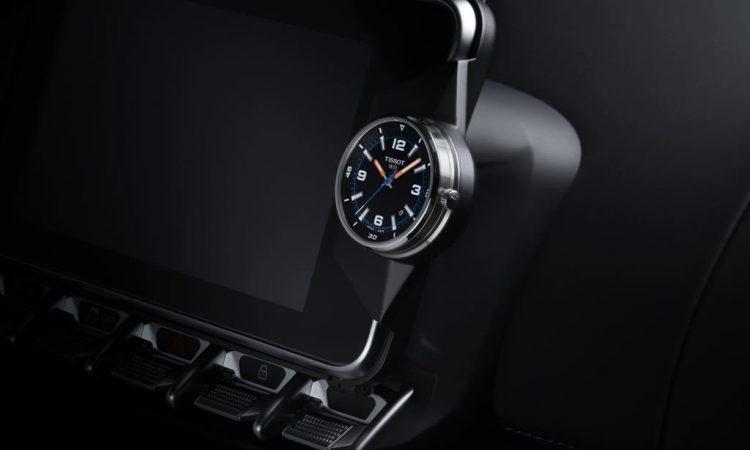 Tissot Alpine Uhr