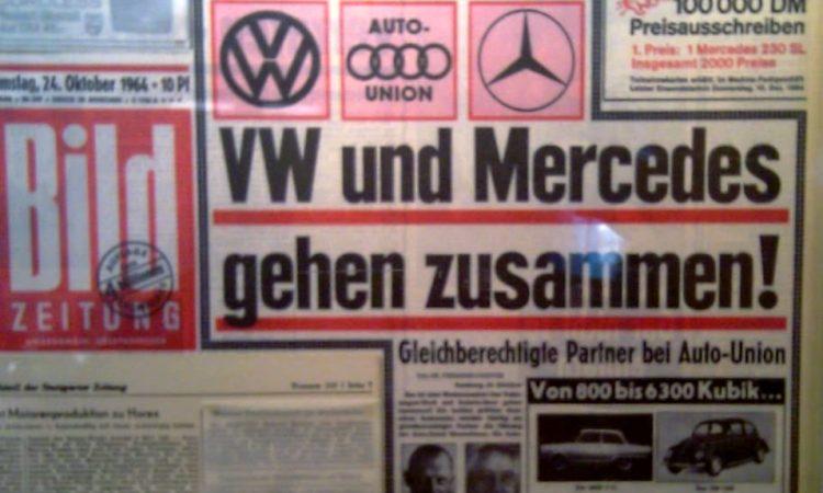 VW mercedes