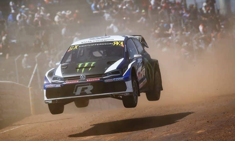 FIA Rallycross-Weltmeisterschaft Polo R Supercar