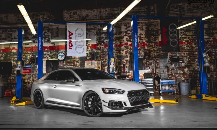 Audi RS5-R Breitbau Tuning
