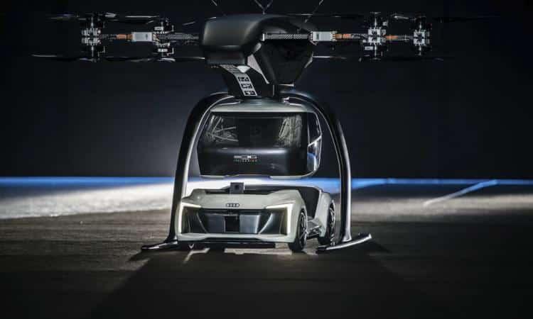 Audi Drohne