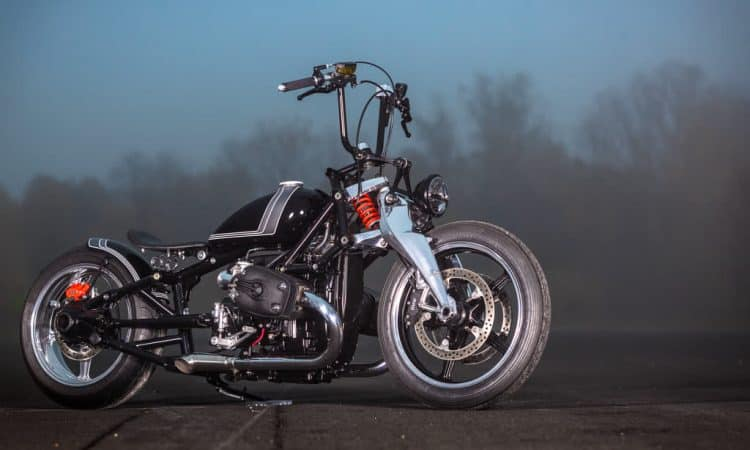 BMW Custom Bike Umbau