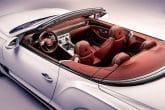 Bentley Continental GT 2019 Innenraum